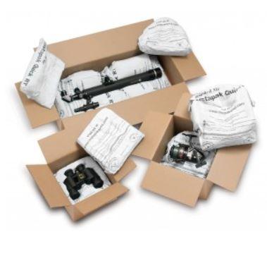 Zerbrechliches eingepackt - Wie man für einen Umzug packt