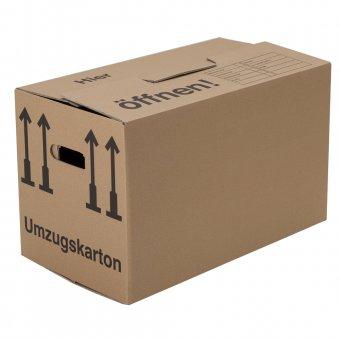 Guter Umzugskarton - Wie man für einen Umzug packt