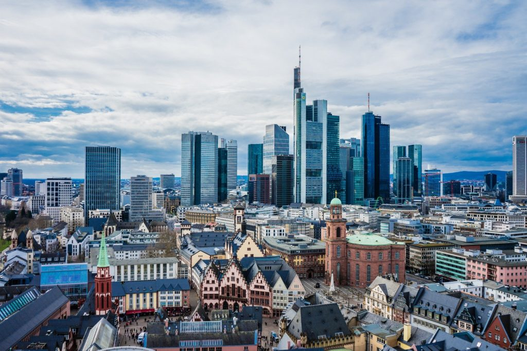 Moving to Frankfurt
